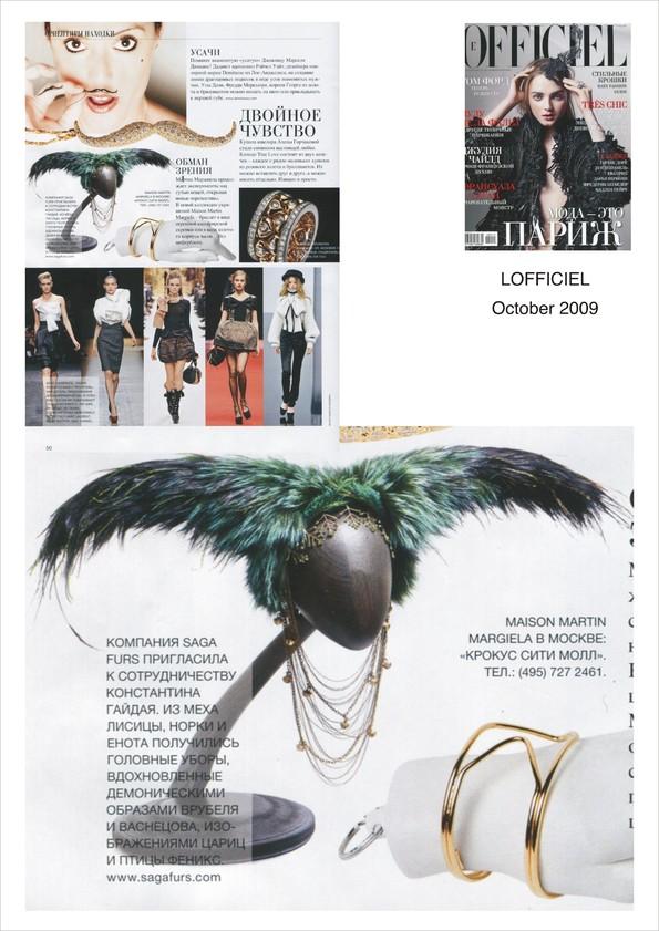 Konstantin Gayday S/S 2011 Lookbook