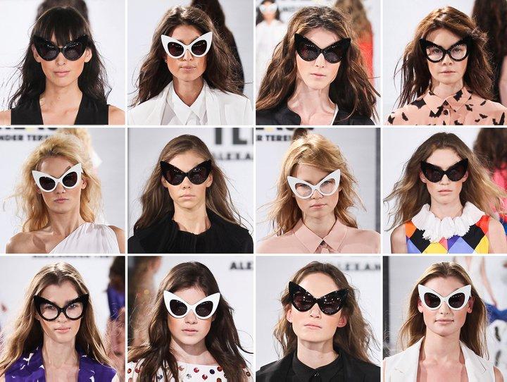 Terexov Eyewear S/S 2011