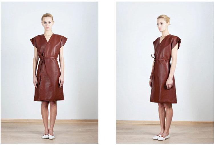 Vardoui Nazarian S/S 2011 Lookbook