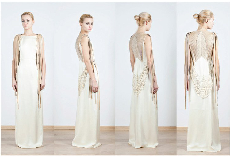 Vardoui Nazarian S/S 2011 Lookbook