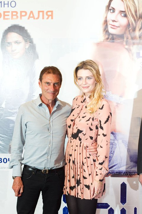 Mischa Barton Loves Russian Fashion