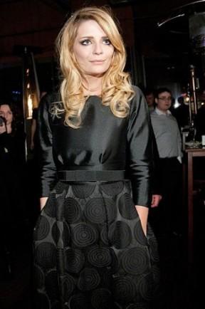 Mischa Barton Loves Russian Fashion