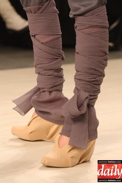 Shoes At Ukrainian Fashion Week
