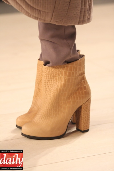 Shoes At Ukrainian Fashion Week