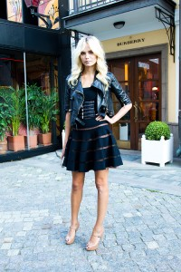 Fashion Night Out in Moscow