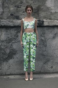 Vika Gazinskaya Spring Summer 2012 Lookbook
