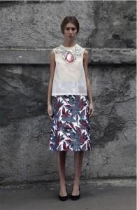 Vika Gazinskaya Spring Summer 2012 Lookbook