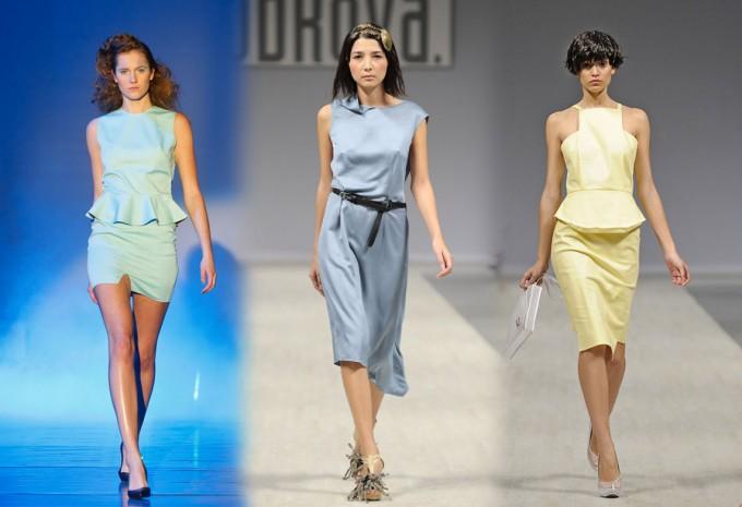 Spring Summer 2012 Trends