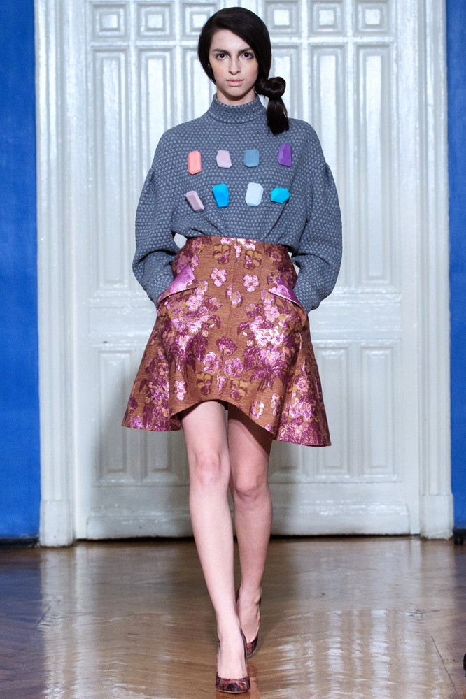Vika Gazinskaya Fall Winter 2012