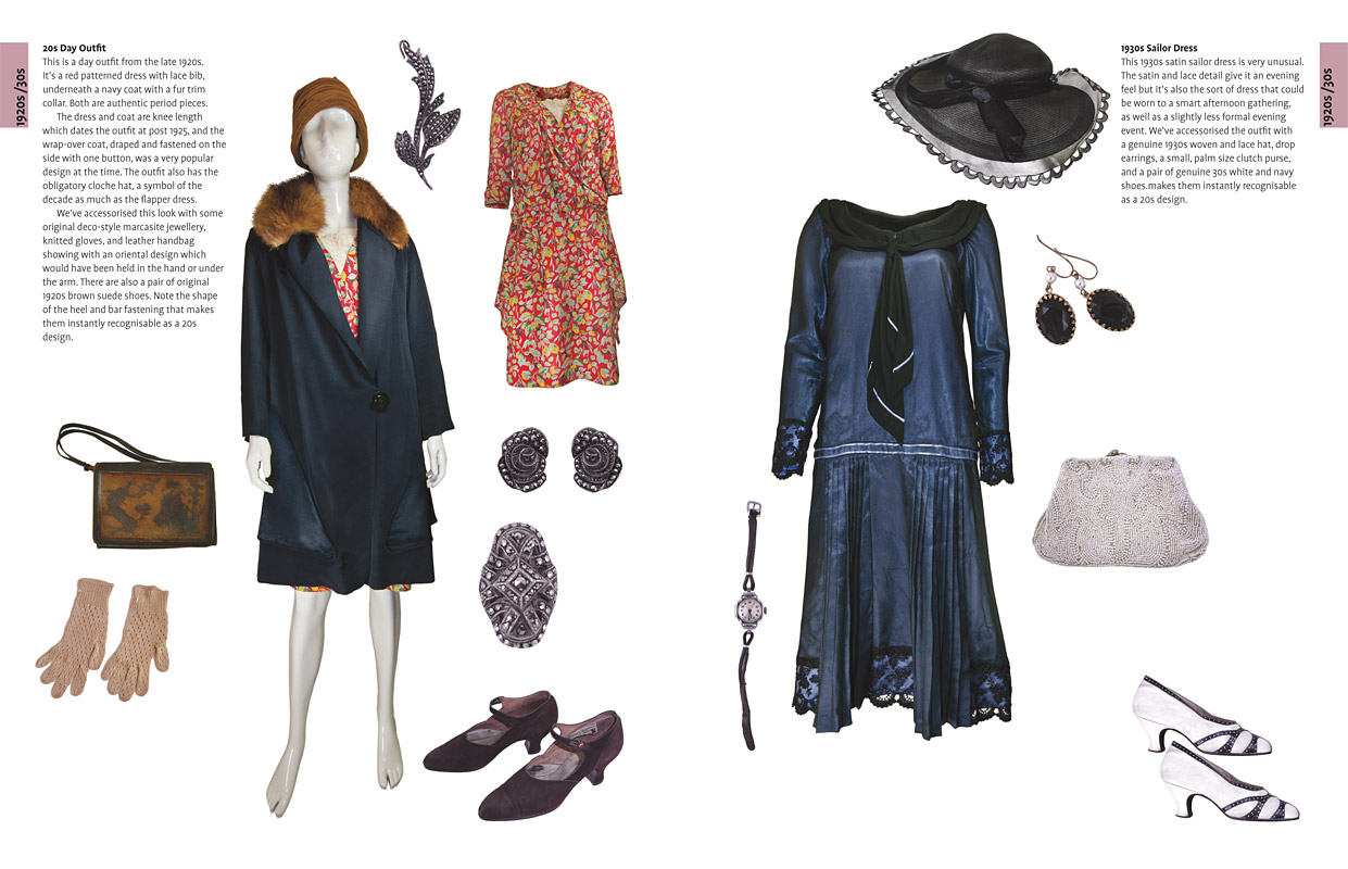 Vintage Fashion Clothes