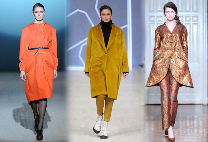 Fall 2012 Fashion Trends