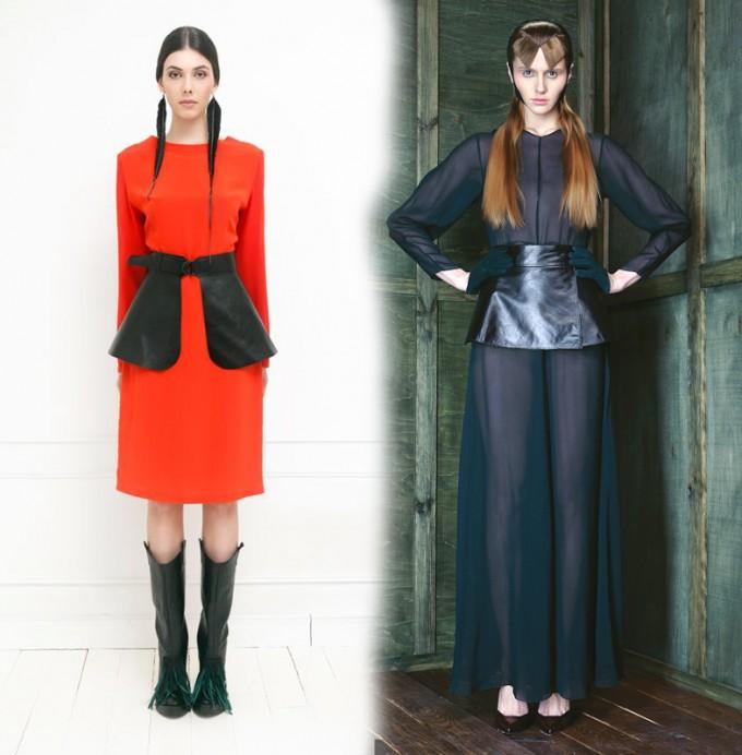 Fall 2012 Fashion Trends