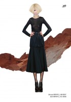 Kamenskayakononova Fall Winter 2012 Lookbook