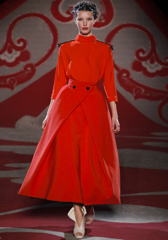 Ulyana Sergeenko Couture Fall Winter 2012