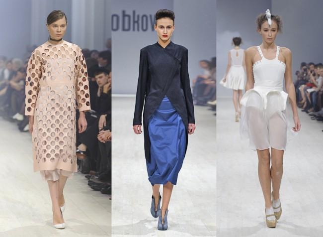 Ukrainian Fashion Week S/S 2013: Day 4