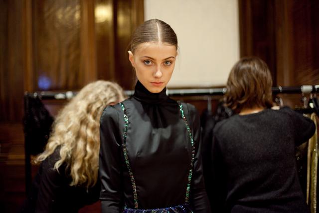 Ukrainian Designers Showcase at Fashion Scout London
