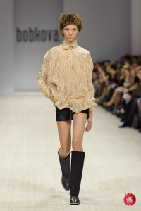 Ukrainian Fashion Week A/W 2013 Day 2   Bobkova, Marchi, Artemklimchuk