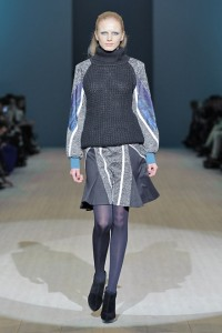 Ukrainian Fashion Week A/W 2013 Day 1: Poustovit, Nadya Dzyak