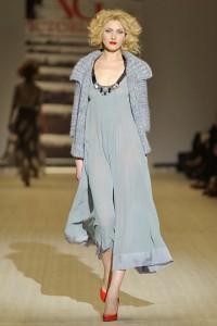Ukrainian Fashion Week A/W 2013 Day 1: Poustovit, Nadya Dzyak