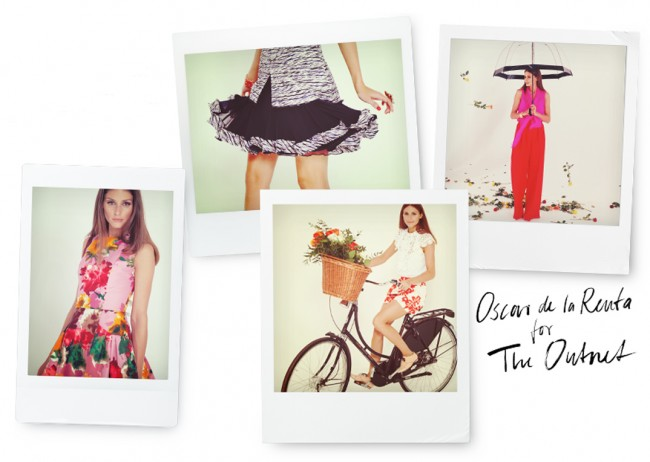 Oscar de la Renta for The Outnet Video Lookbook
