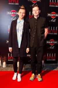 Ukraines Best Dressed at Elle Style Awards