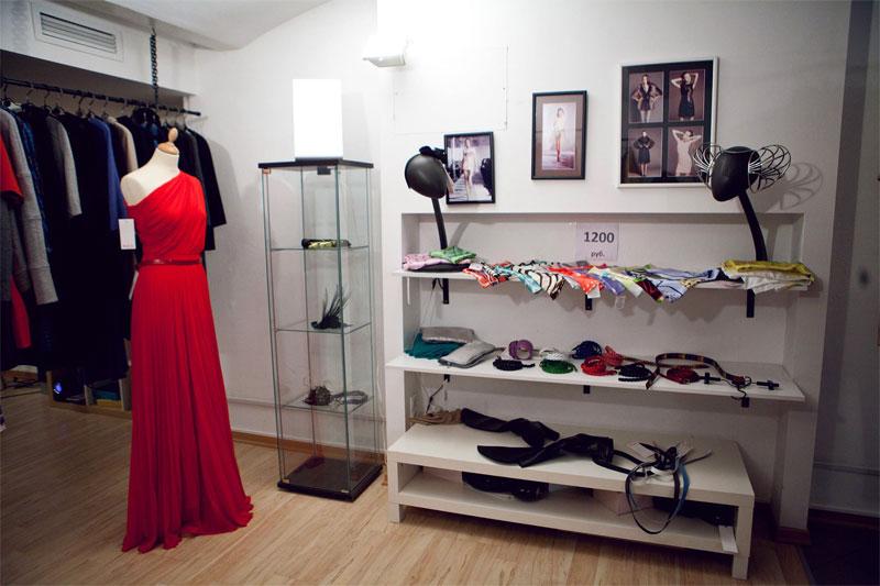 Шоу Рум Модной Одежды