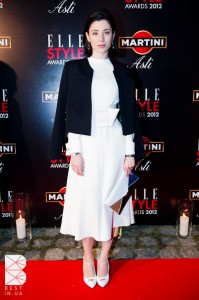 Ukraines Best Dressed at Elle Style Awards
