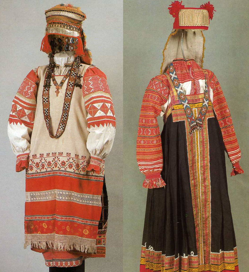 Russian Embroidery And 38