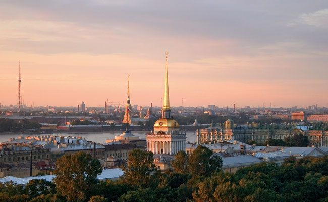 Guide to Shopping in St Petersburg