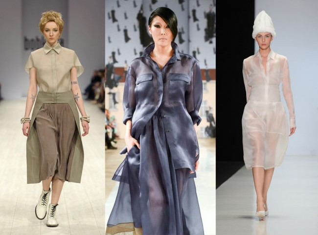 Fall 2013 Fashion Trends Part 1