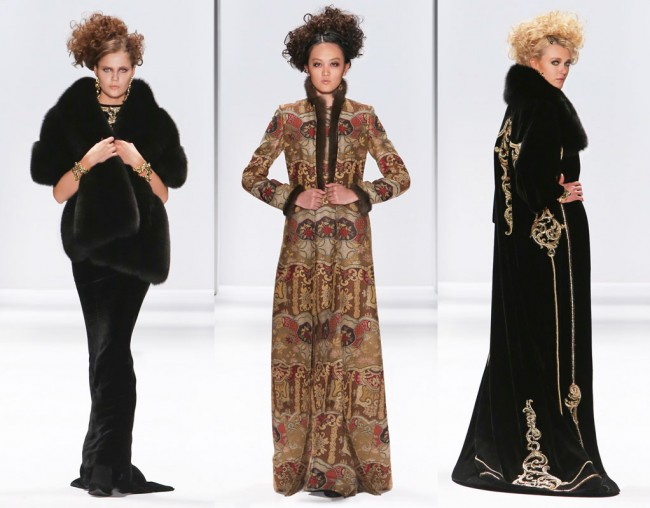 Fall 2013 Trend: Imperial Russia