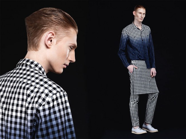 Menswear: The Best Looks From Spring/Summer 2013 Collections