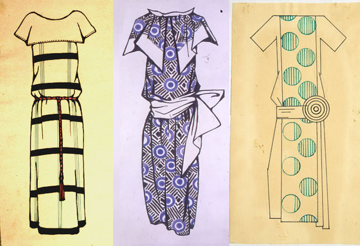 Design S Clothes | The Russian Fashion Blog Constructivism In Russia In The 1920s