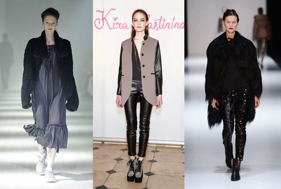 9371b28b1e0a The Russian Fashion Blog Fall Trend To Wear Now  Grunge