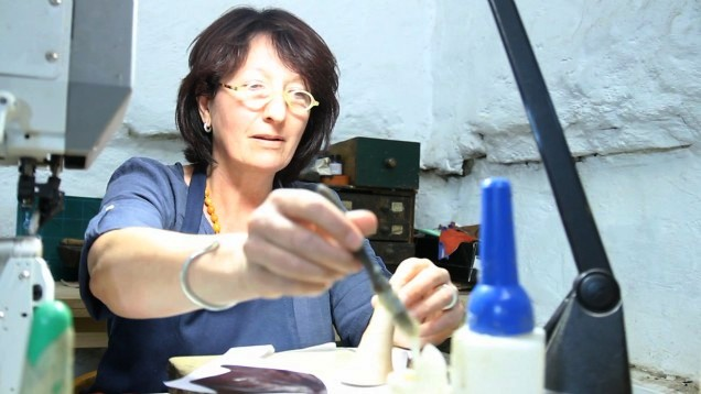 Interview with Caroline Groves, Bespoke Shoemaker